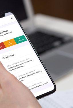 eLearning Plattform für Schulen und Berufsschulen